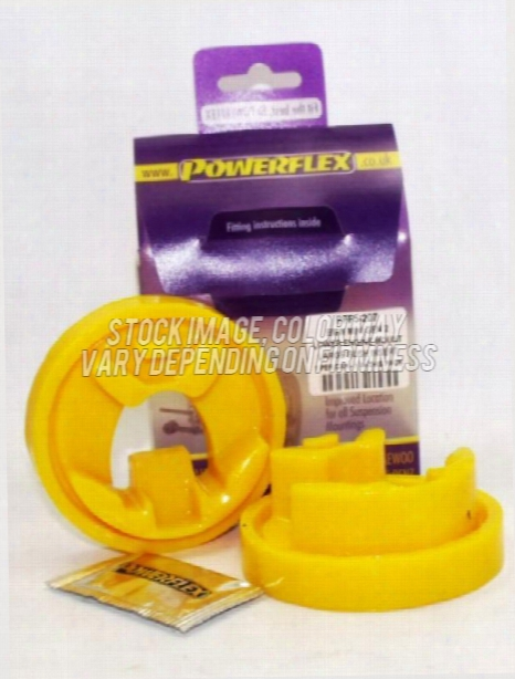 Implement Mount Bushing Insert - Lower (large End) - Powerflex Street Pff5207 Mini