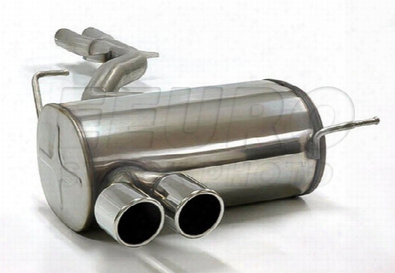 Exhaust System Kit (cat-back) (sport) - Mototec Mtebm401 Bmw