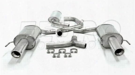 Mototec Saab Exhaust System Kit (cat-back) (performance) (touring) (dual)