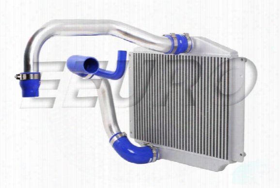 Performance Intercooler Kit (blue) (76mm Tb) - Do88 Big850b76 Volvo