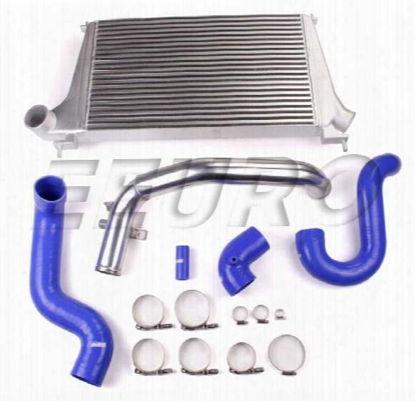 Performance Intercooler Kit (blue) (manual Trans) - Do88 Big95b03 Saab