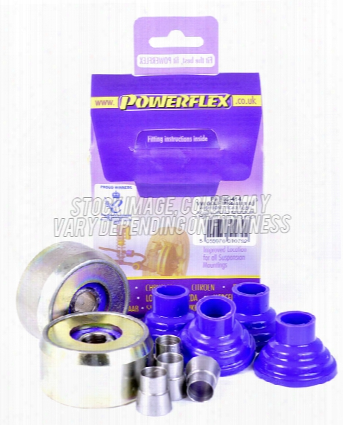 Powerflex Street Control Arm Bushing Set - Front Lower Rearward Audi 8n0407181b