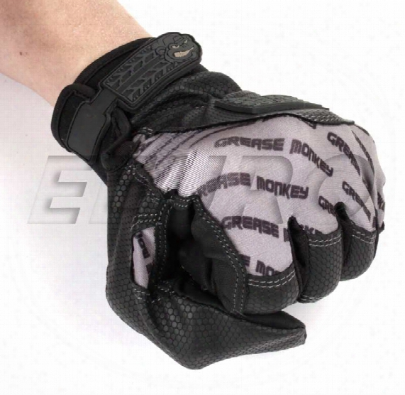 Pro Crew Chief Extreme Gloves (l) - Grease Monkey 2270323