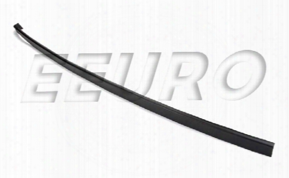 Rocker Panel Cover Trim - Passenger Side - Genuine Vw 1h0853986b41