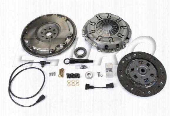 Saab Trionic 5 Conversion Performance Flywheel Kit (t5) (w/ Clutch Kit) (228mm) 101k10173