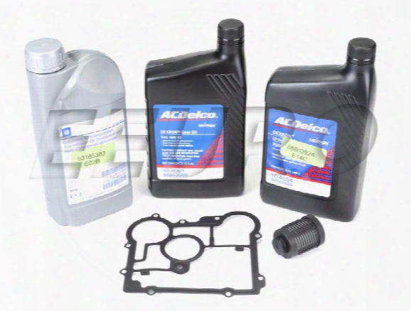 Saab Xwd Service Kit - Eeuroparts.com Kit