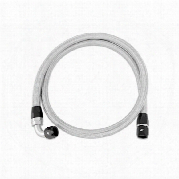 Stainless Steel Braided Hose (-10an) (5ft) - Mishimoto Sbh105