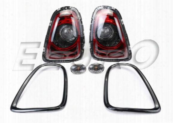Tail Light Retrofit Kit (black Line) - Genuine Mini 63212320381