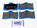 Disc Brake Pad Set - Front (7112) - EBC BlueStuffs DP5038NDX