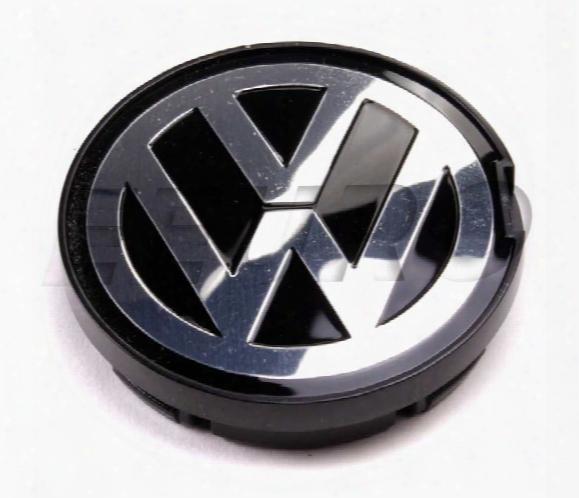 Wheel Center Cap (58mm) - Genuine Vw 6n0601171bxf