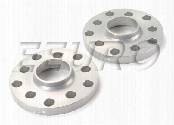 Wheel Spacer Set (15mm) - H&ampr 30255571 Vw