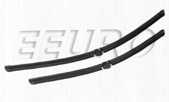 Windshield Wiper Blade Set - Front - Bosch 3397007072 Bmw 61610427668