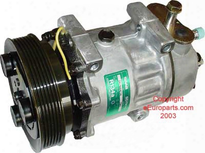 A/c Compressor (new) - Four Seasons 2007943 Saab 30557465