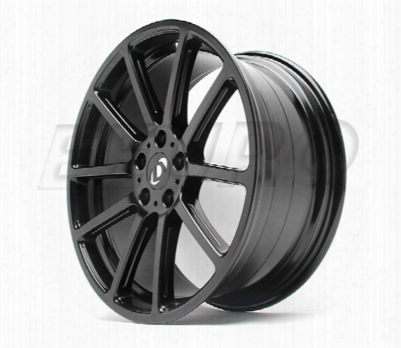 Alloy Wheel Set - Front And Rear (20in) (black) - Dinan D7500085910dblk Bmw
