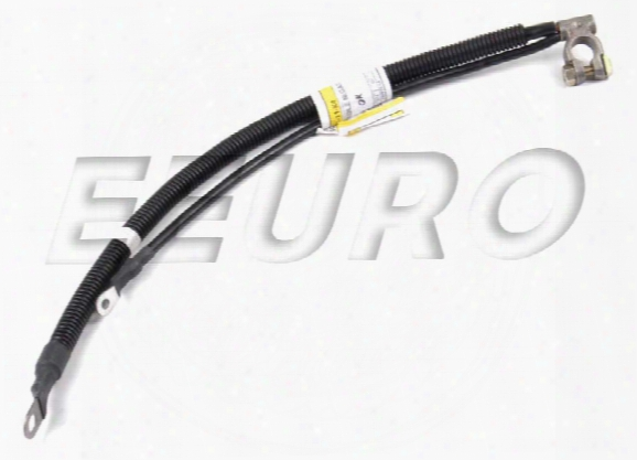 Battery Cable (ground) (manual) - Genuine Saab 4946182
