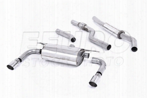 Bmw Exhaust System Kit (cat-back) (performance) (resonated) (auto Trans)