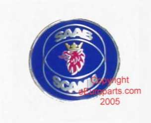 Emblem - Trunk - Genuine Saab 6963367