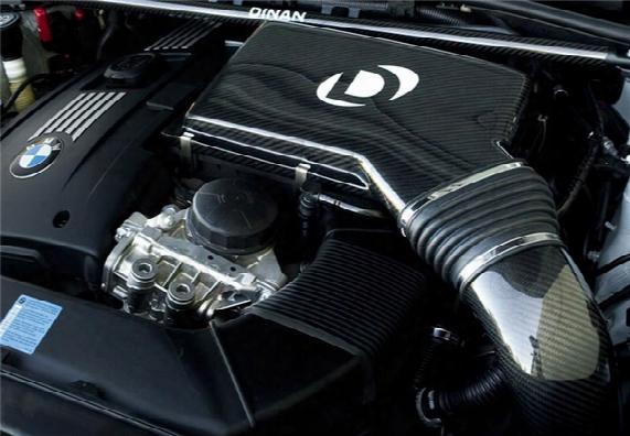 Engine Air Intake Kit (performance) (carbon Fiber) - Dinan D7600031 Bmw