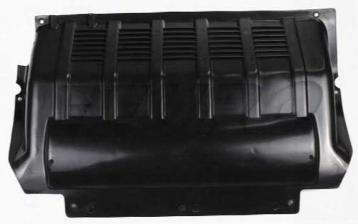 Engine Splash Shield - Center - Uro Parts 1382407