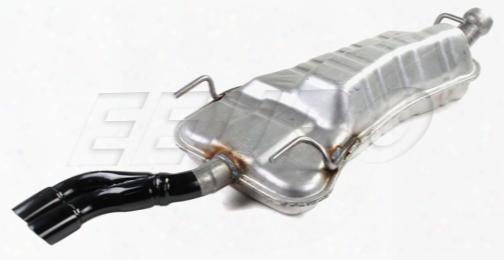 Exhaust Muffler - Rear - Starla 18857 Saab 5467204