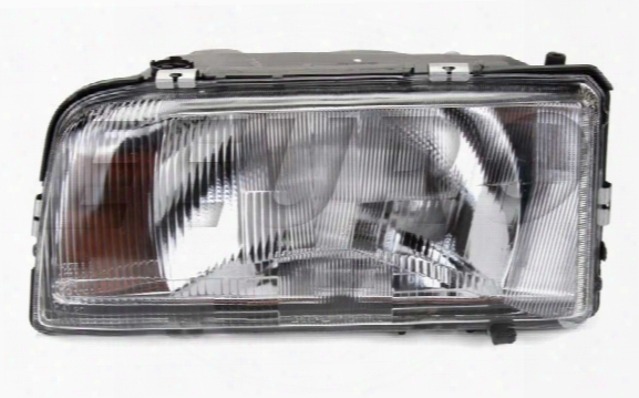 Headlight Assembly - Driver Side (halogen) - Uro Parts 6801814