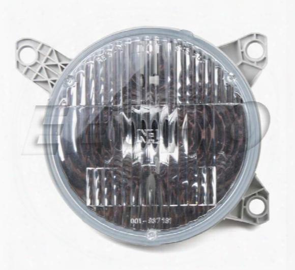 Headlight Insert - Driver Side (high Beam) - Genuine Bmw 63128350137
