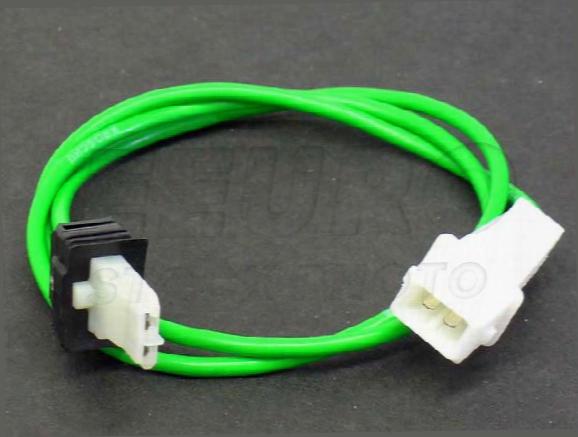 Ignition Distributor Signal Wire (green Wire) - Genuine Porsche 92860290700