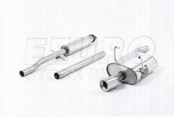 Milltek Sport Mini Exhaust Sysem Kit (cat-back) (performance) (meteor Tip)