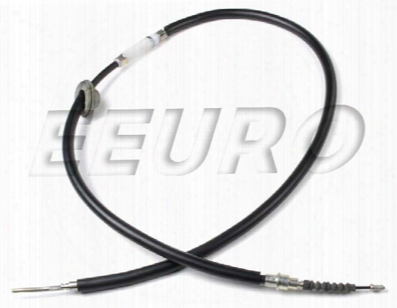 Parking Brake Cable - Driver Side - Proparts 55345789 Saab 4105789