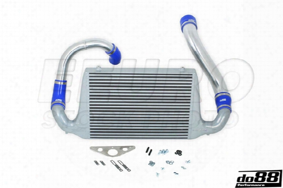 Performance Intercooler Kit (blue) - Do88 Big170b Saab
