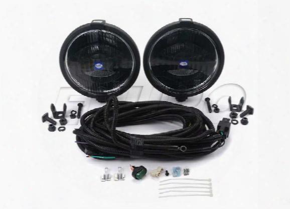 Rallye Driving Lamp Kit (1000) (halogen) (black Magic) - Hella 004700771