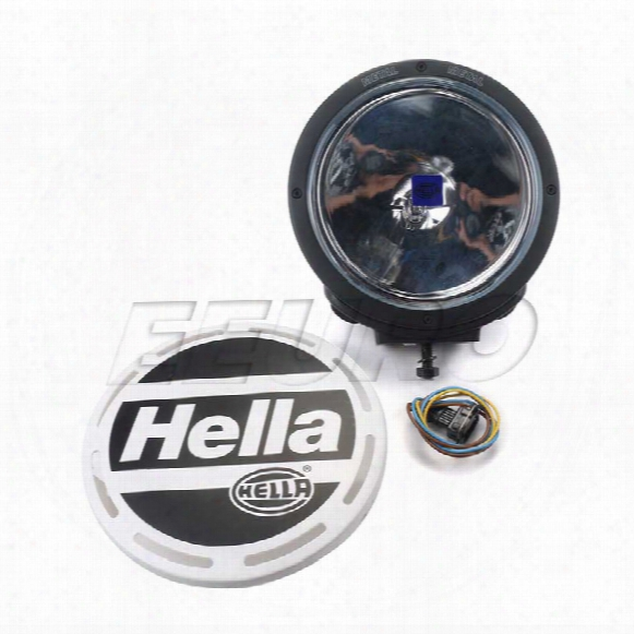 Rallye Driving Lamp (pencil Beam) (4000) (halogen) (black) - Hella H12560061