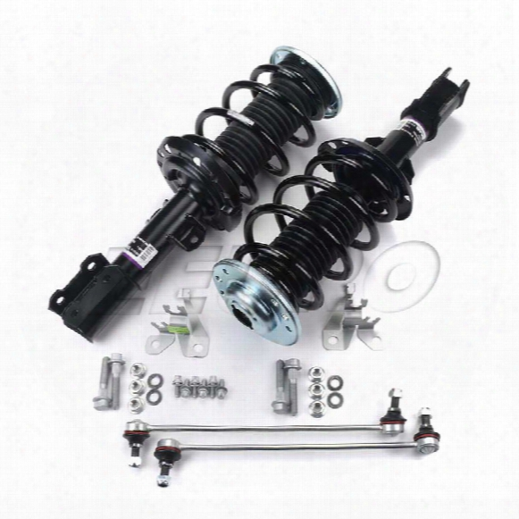 Saab Coil Spring Strut Assembly Kit - Front (w/ Standard Suspension) 101k10344