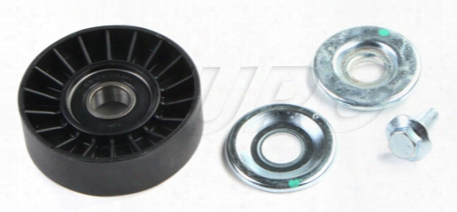 Serpentine Belt Idler Pulley - Center - Ina 5320431100 Saab 4752879