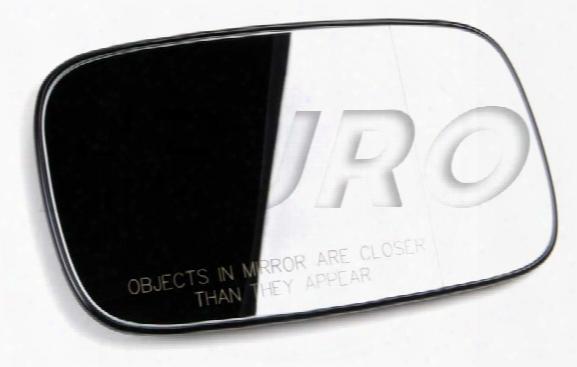 Side Mirror Glass - Passenger Side - Genuine Saab 4931275