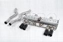 BMW Exhaust System Kit (Cat-Back) (Performance) (Cerakote Black Tips)