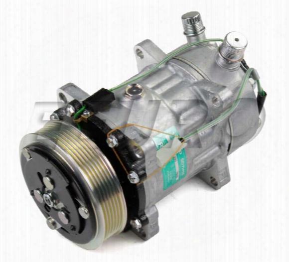 A/c Compressor (new) - Sanden 2007828 Volvo 8601547