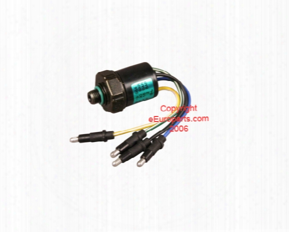 A/c Pressure Switch - Ctr Saab 4319984