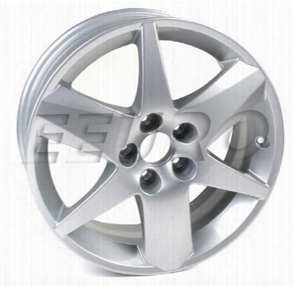 Alloy Wheel (17in Evo Alloy Rim) - Genuine Saab 12786708
