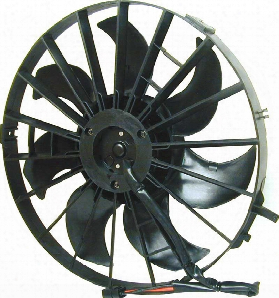 Auxiliary Cooling Fan Assembly - Aftermarket Volvo 1378916