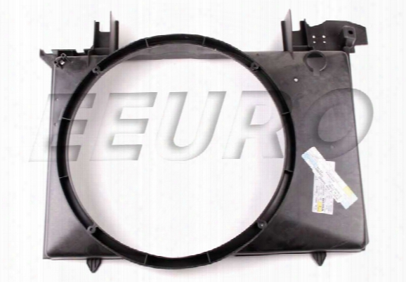 Engine Cooling Fan Shroud - Genuine Volvo 9432710