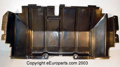 Engine Protection Cover/belly Pan - Mtc Vp175 Volvo 9447727