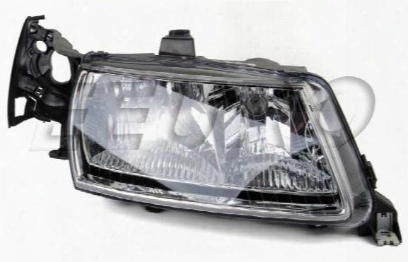 Headlight Assembly - Passenger Side (halogen) - Genuine Saab 5337928