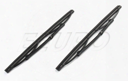 Headlight Wiper Blade Set - Genuine Volvo 274435