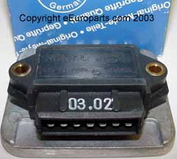 Ignition Control Unit - Facet 0227100137 Saab 9390220