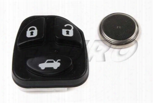 Keyless Entry Remote - Genuine Saab 5265335