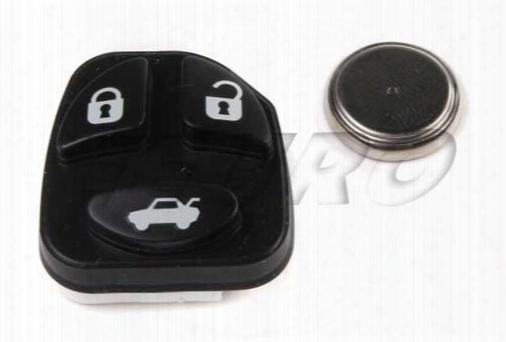 Keyless Entry Remote - Genuine Saab 5265335