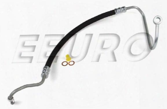 Power Steering Hose - Pump To Rack - Omega Hose 3808 Volvo 9191449