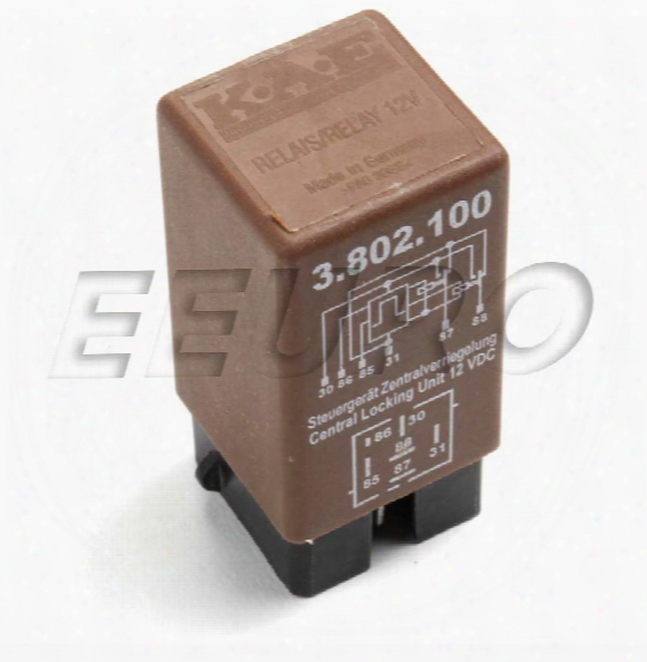 Relay (door Lock) - Kae 3802100 Volvo 9128649