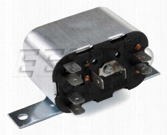 Relay (headlight) - Genuine Volvo 1307991